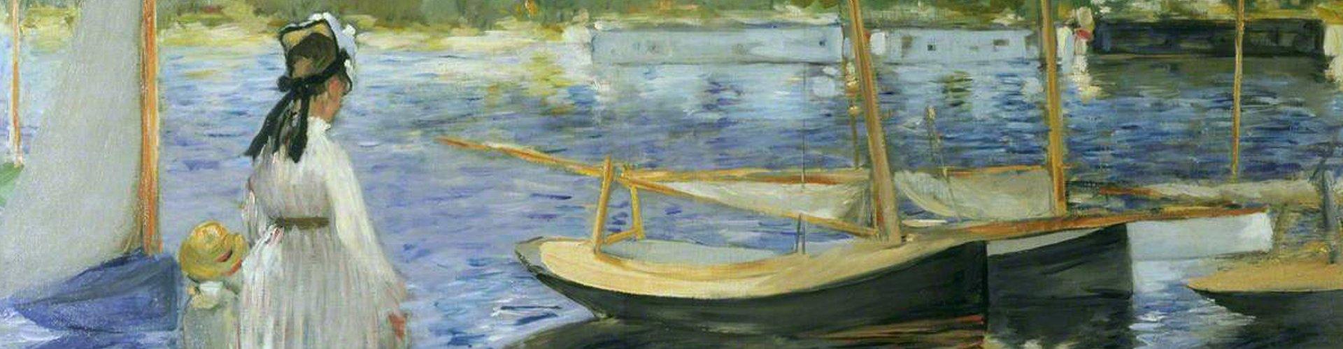 Manet, Monet en Morisot