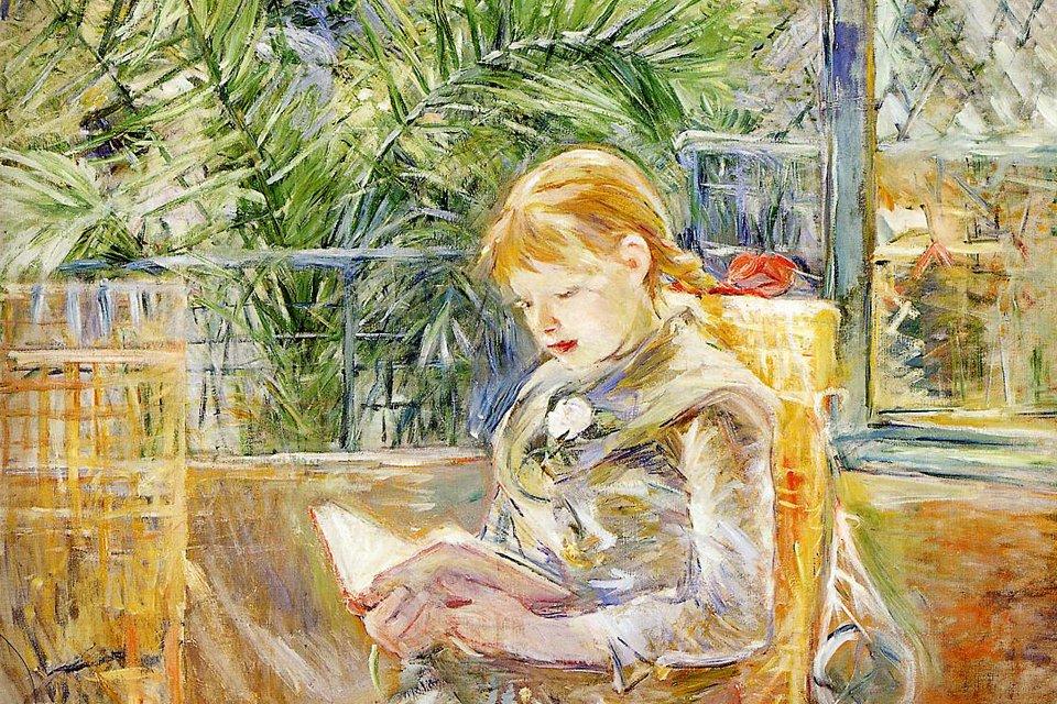 La Lecture van Berthe Morisot, Frankrijk