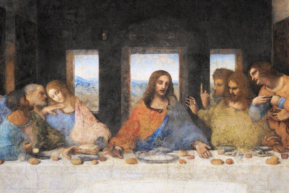 SRC-reizen: Leonardo da Vinci
