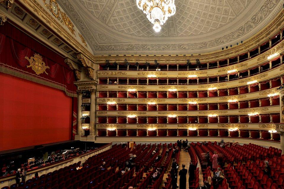 SRC-reizen: Operareis Milaan