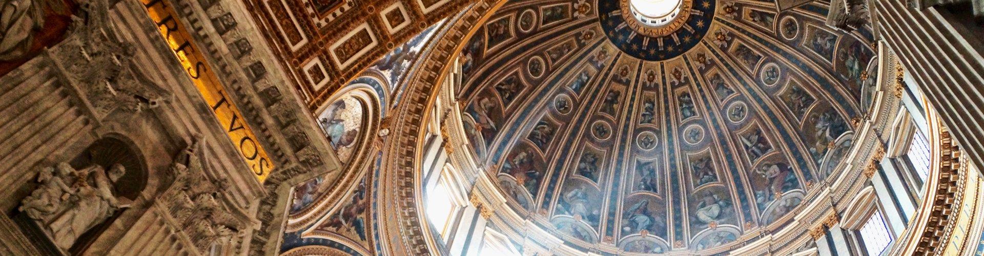 Sint Pieter in Rome, Italië