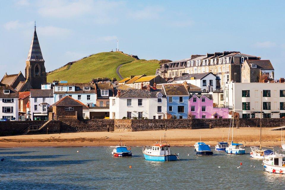 SRC-reizen: Devon & Cornwall
