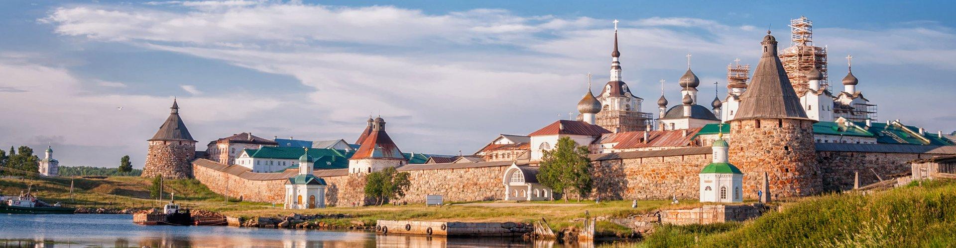 Solovetski-eilanden, Rusland