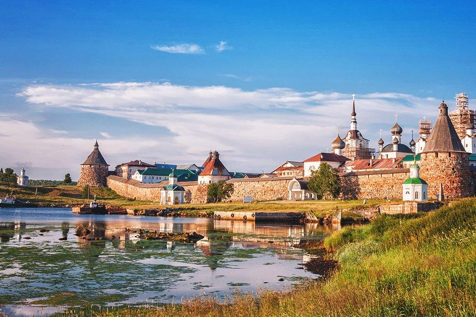 SRC-reizen: Noord-Scandinavië en Rusland