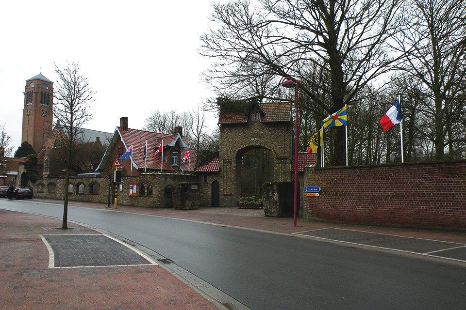 Passchendale, België