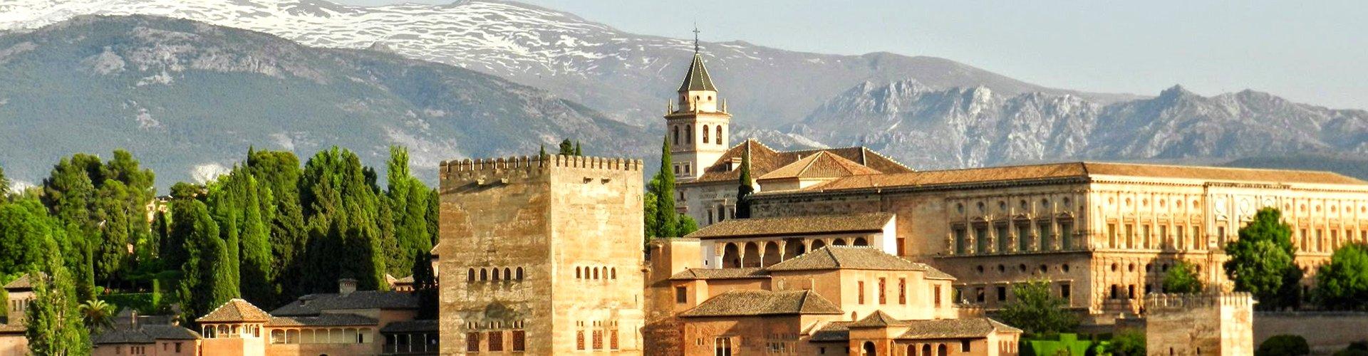 Alhambra, Spanje