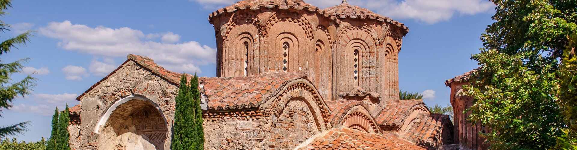 Klooster, Macedonië