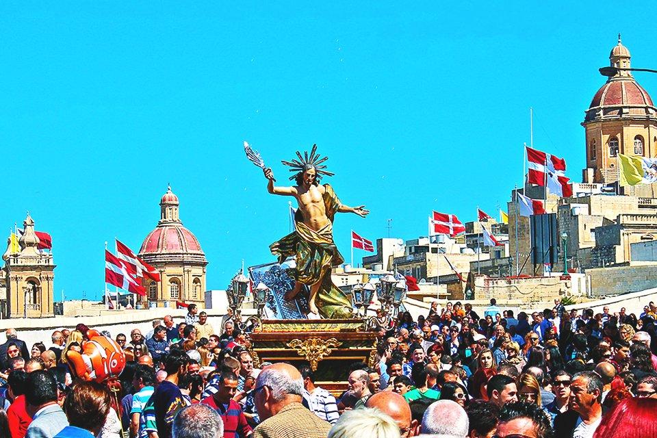 SRC-reizen: Pasen op Malta
