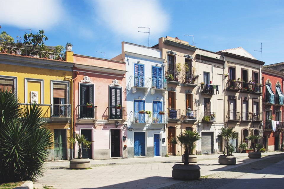 SRC-reizen: Sardinië en Corsica