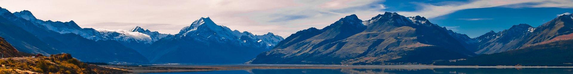 Mount Cook, Nieuw-Zeeland