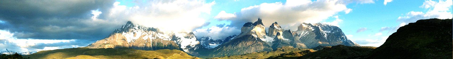 Torres de; Paine, Chili