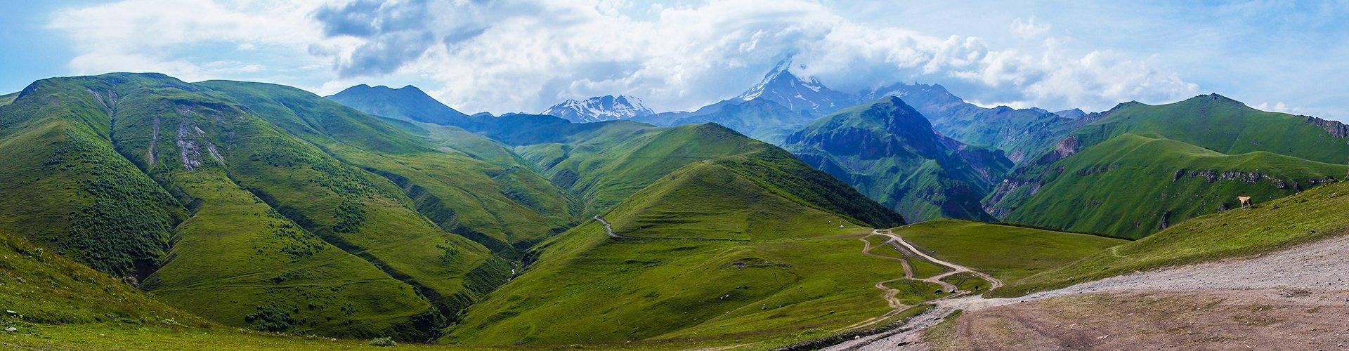 Kaukasus, Georgië