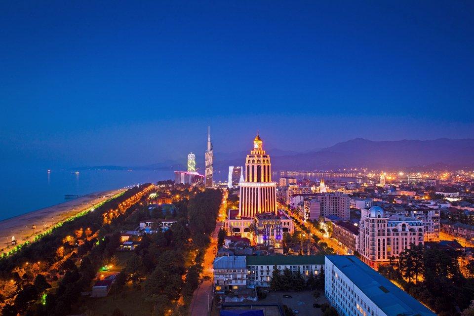 Batumi, Georgië