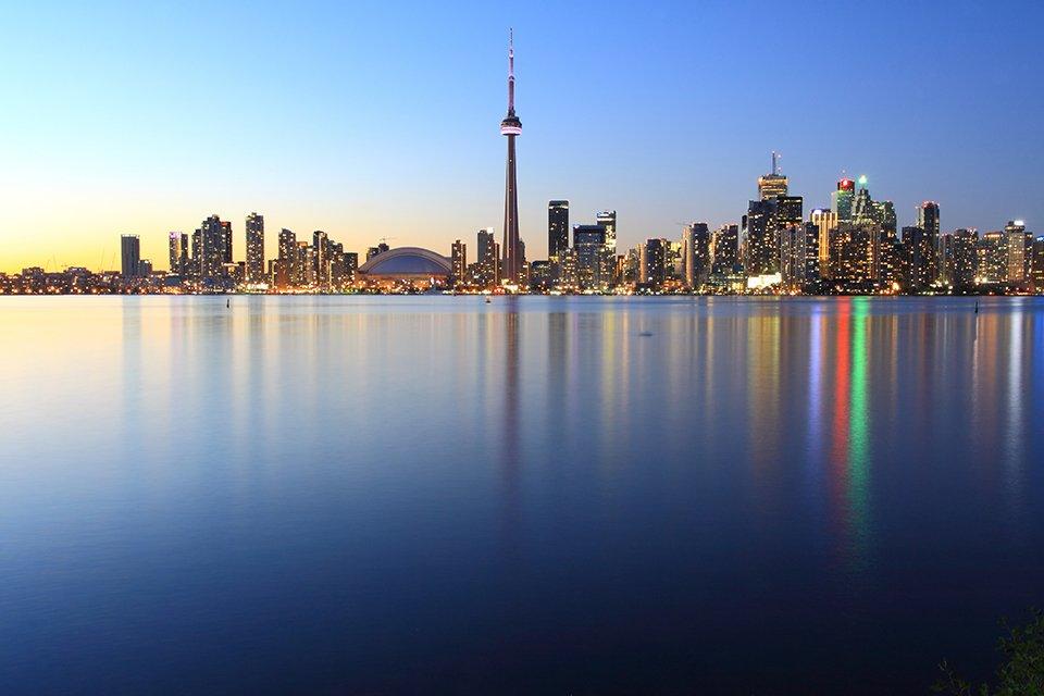 Skyline Toronto, Canada