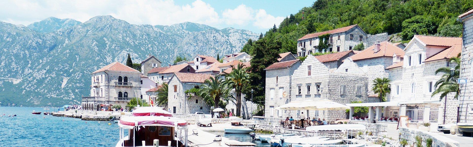 Kotor in Montenegro