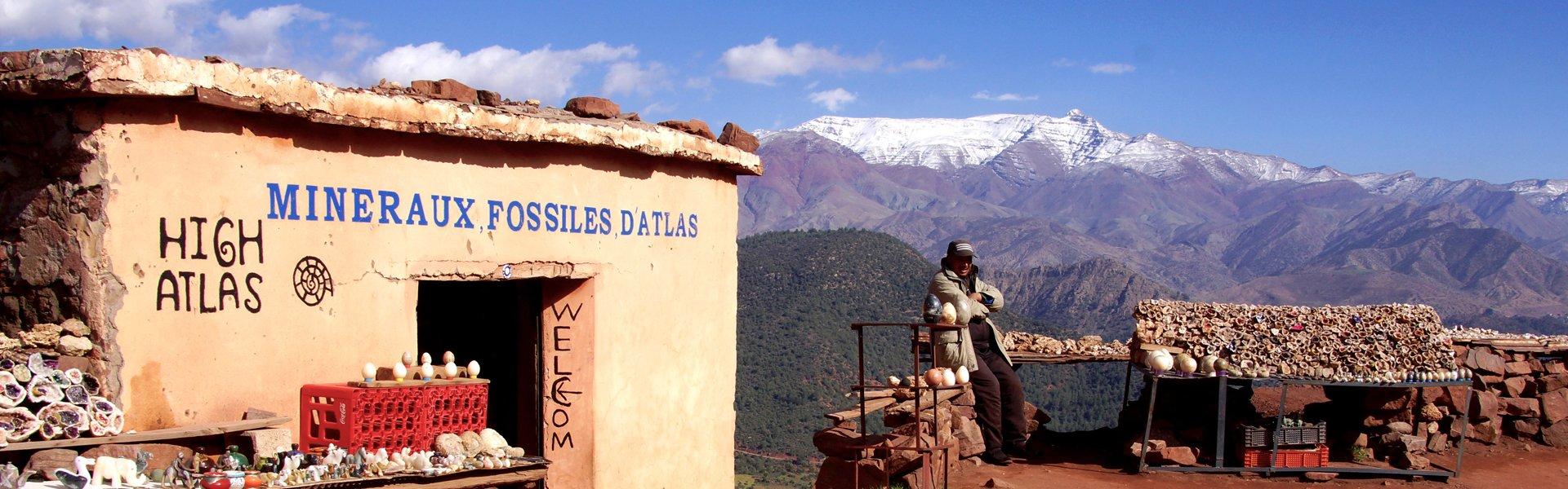 Hoge Atlas, Marokko