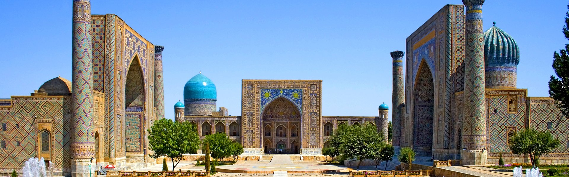 Samarkand, Oezbekistan