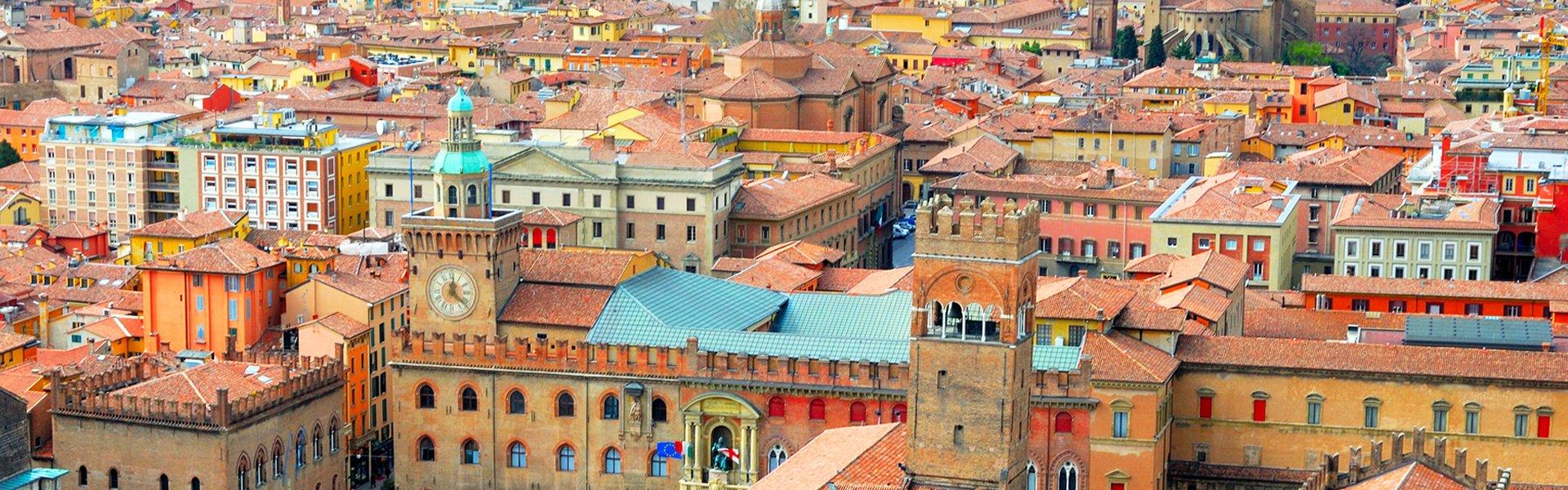 Bologna in Italië