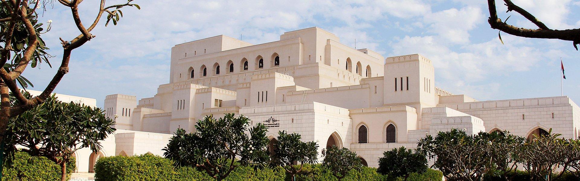 Opera in Muscat, Oman