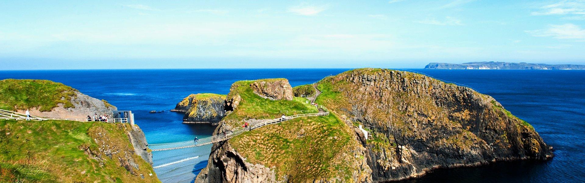 Carrick a Rede, Noord-Ierland, Groot-Brittannië