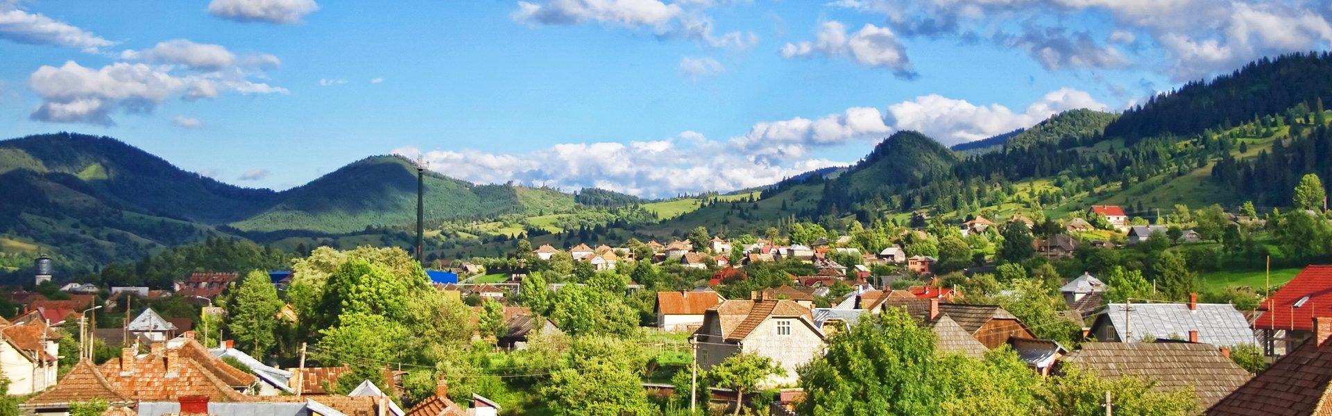 Campulung Moldovenesc, Roemenië