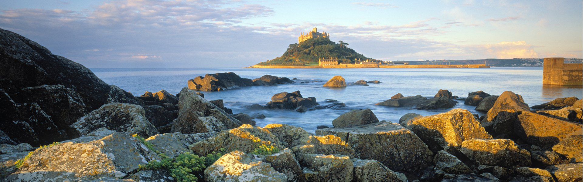 Saint Michael's Mount, Groot-Brittannië