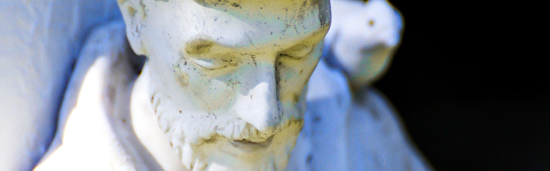 Franciscus in Umbrië, Italië