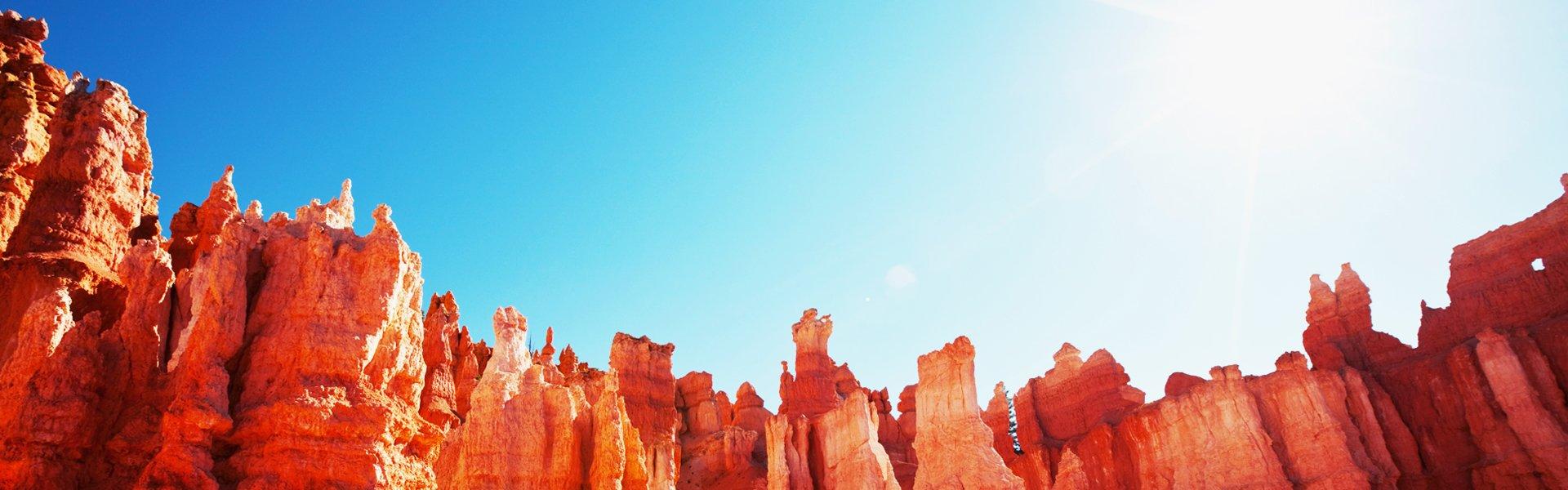 Bryce Canyon, Amerika