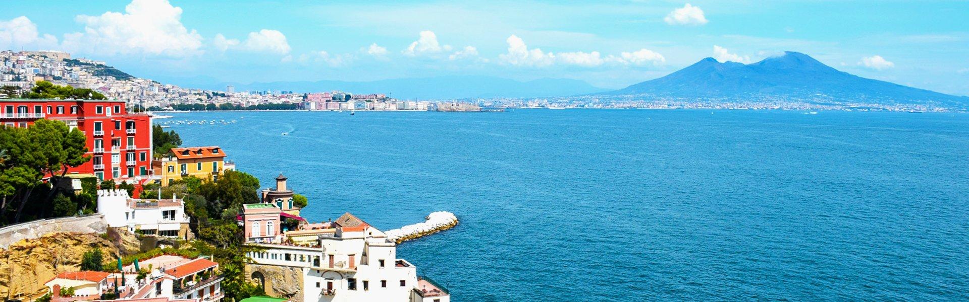 Baai van Napels, Italië