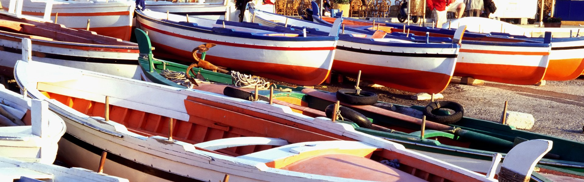 Lipari op de Eolische eilanden, Italië