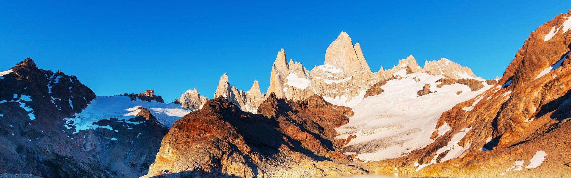 Torres del Paine, Argentinië