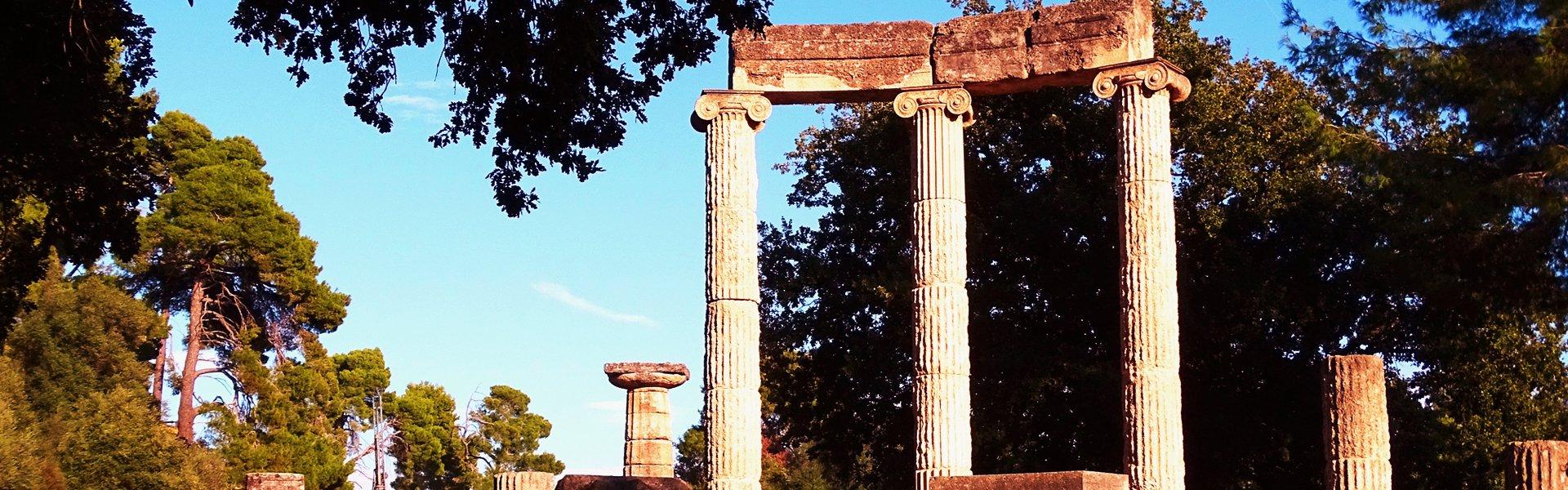 Olympia, Griekenland