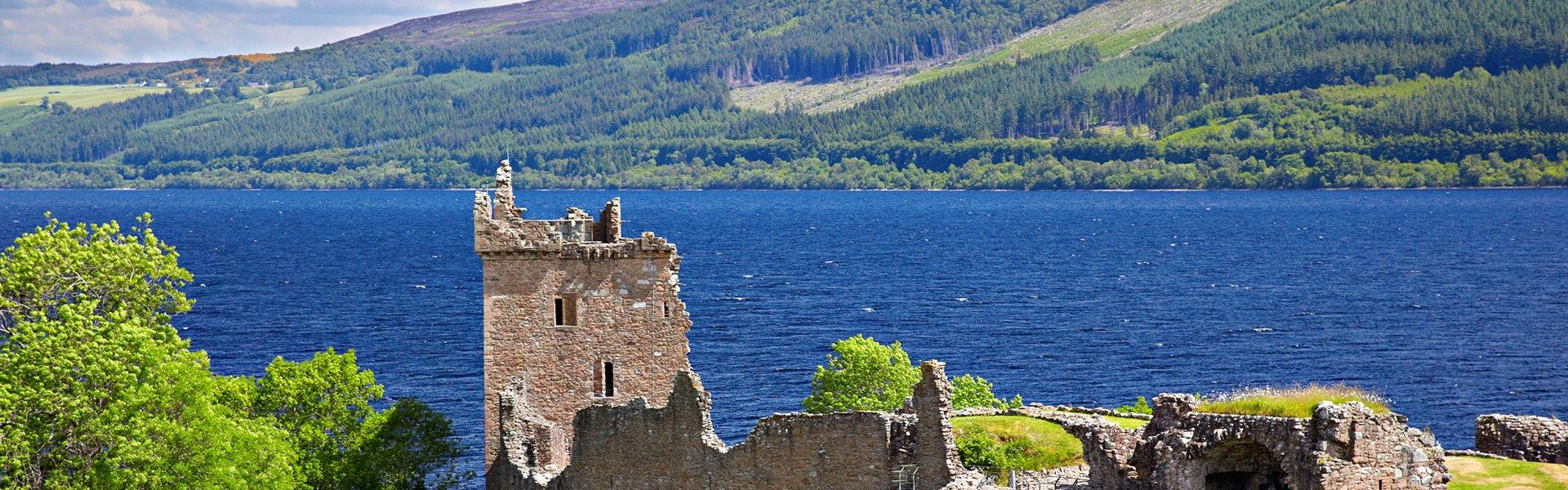 Loch Ness, Schotland, Groot-Brittannië