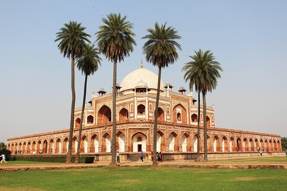 SRC-reizen: Kumbh Mela in India