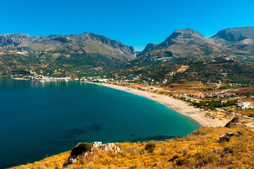 Plakias, Griekenland