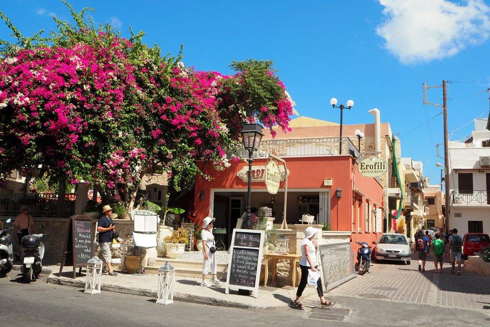 Rethymnon, Griekenland