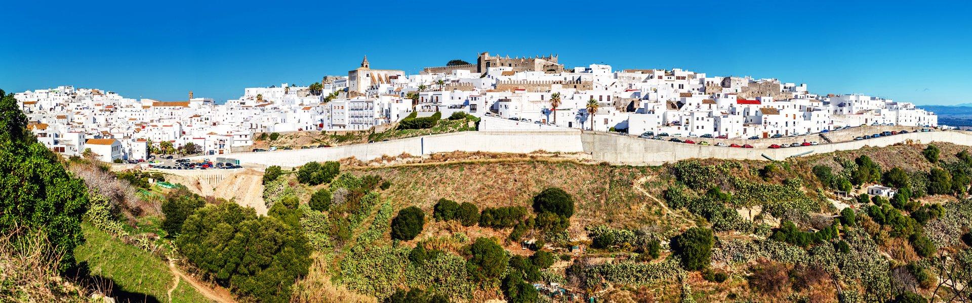 Witte dorpjes van Andalusië, Spanje