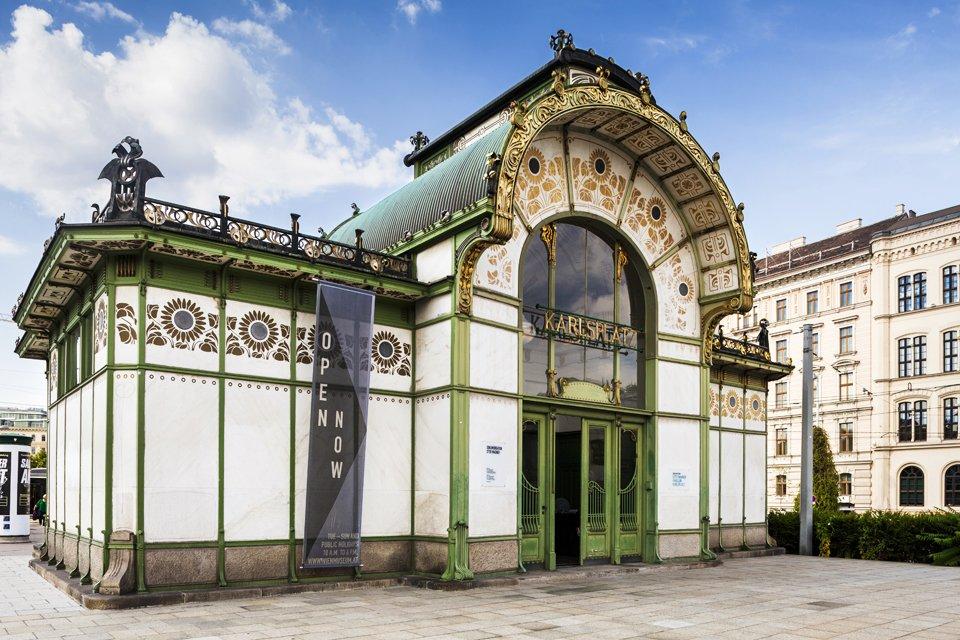 SRC-reizen: Jugendstil in Wenen