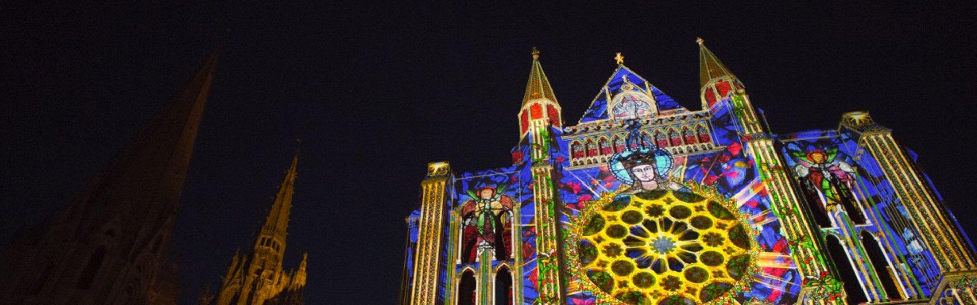 Chartres en Lumières, Frankrijk