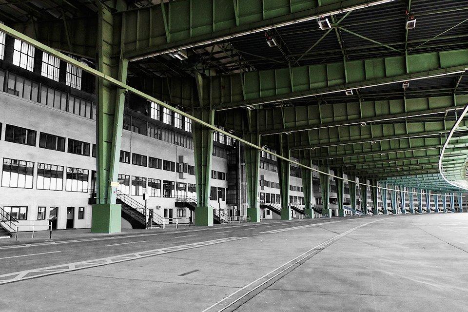 Tempelhof Berlijn, Duitsland