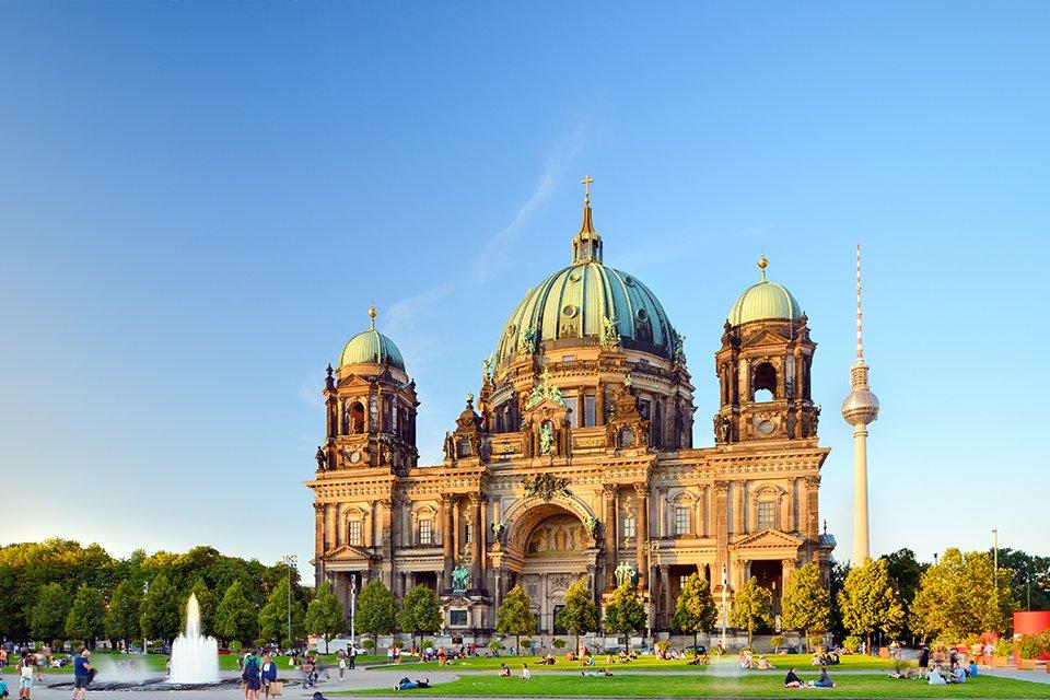 Berliner Dom, Duitsland