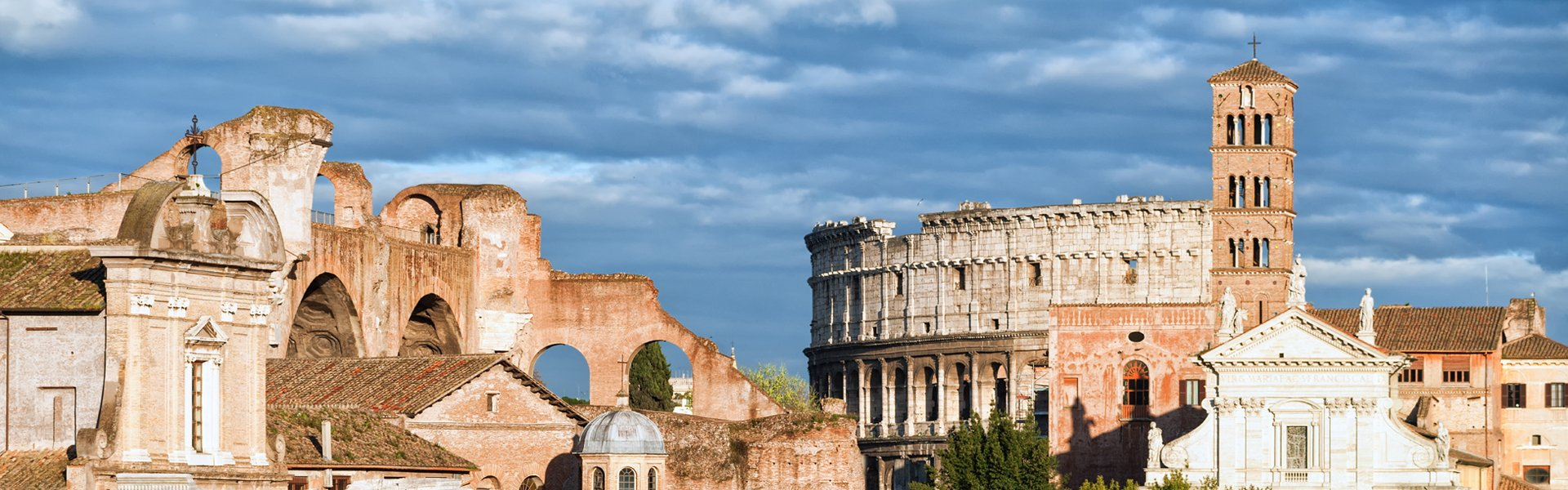 Forum Romanum, Italië