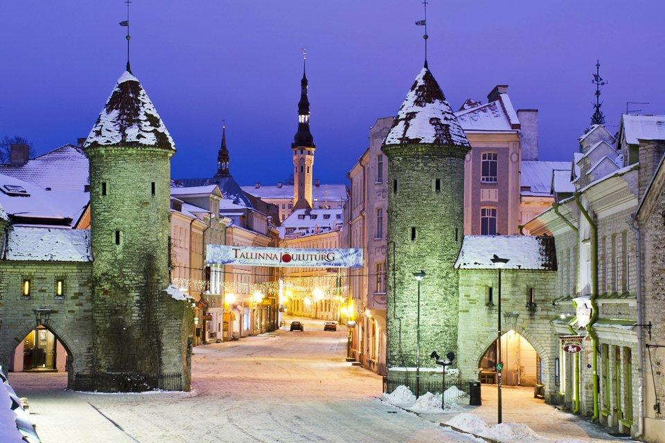 SRC-reizen: Kerstsfeer in Tallinn