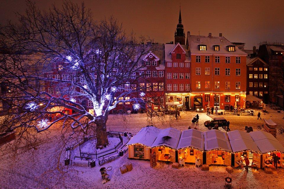 SRC-reizen: Advent in Kopenhagen
