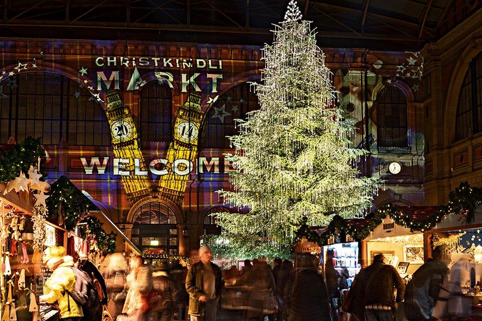SRC-reizen: Kerstsfeer in Zwitserland