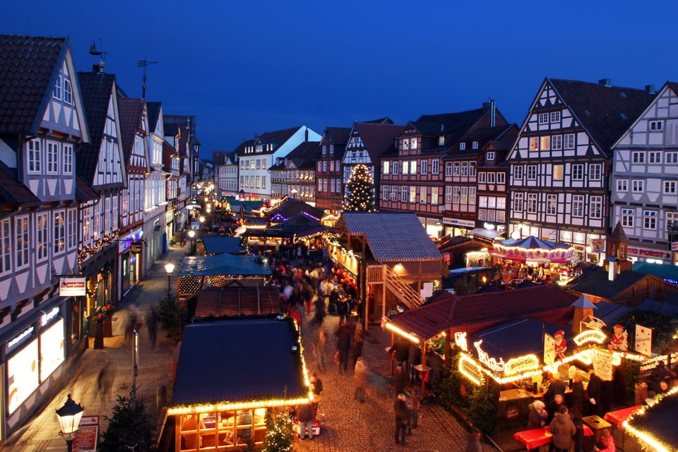 Kerst in de Duitse Hanzesteden