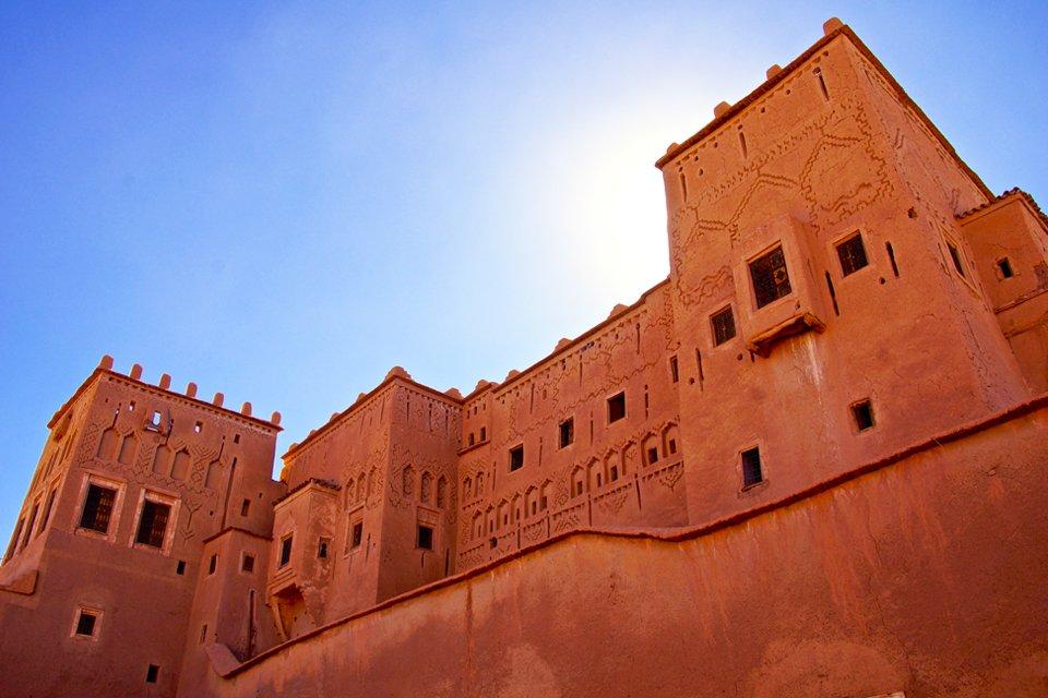 SRC-reizen: Kleurrijk Marokko