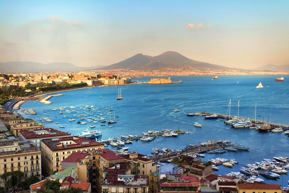 SRC-reizen: Napels en Apulië