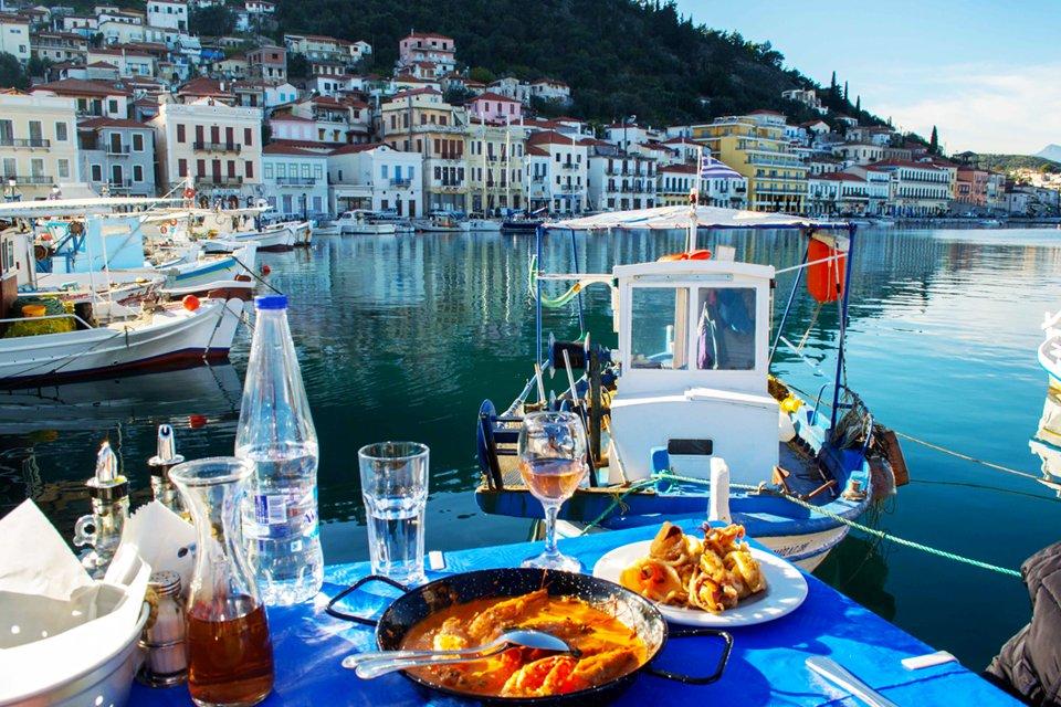 Gythion, Griekenland