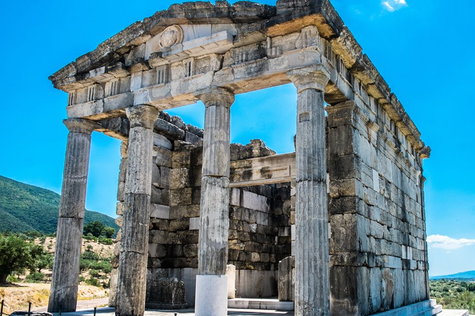 SRC-reizen: Onbekend Zuid-Griekenland